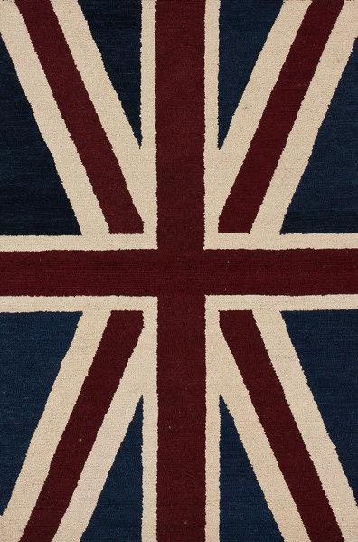 Vibrant Union Jack