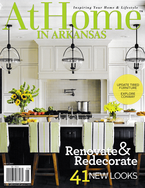 At Home in Arkansas May 2015 Issue