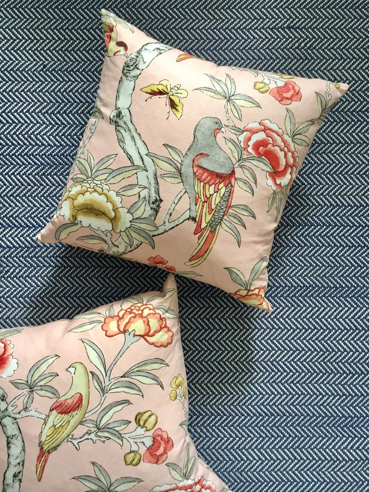 Interior Design Home Decor Giveaway Throw PIllows
